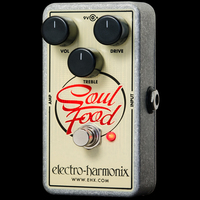 【Soul Food Distortion/Fuzz/Overdrive 】NEW!!!