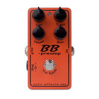 【Xotic BB PREAMP】NEW!!!