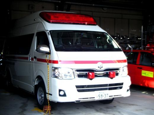 鳥取市消防本部気高消防署画像