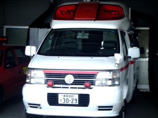 鳥取東部消防局管内画像