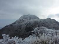 平成新山 溶岩ドーム画像