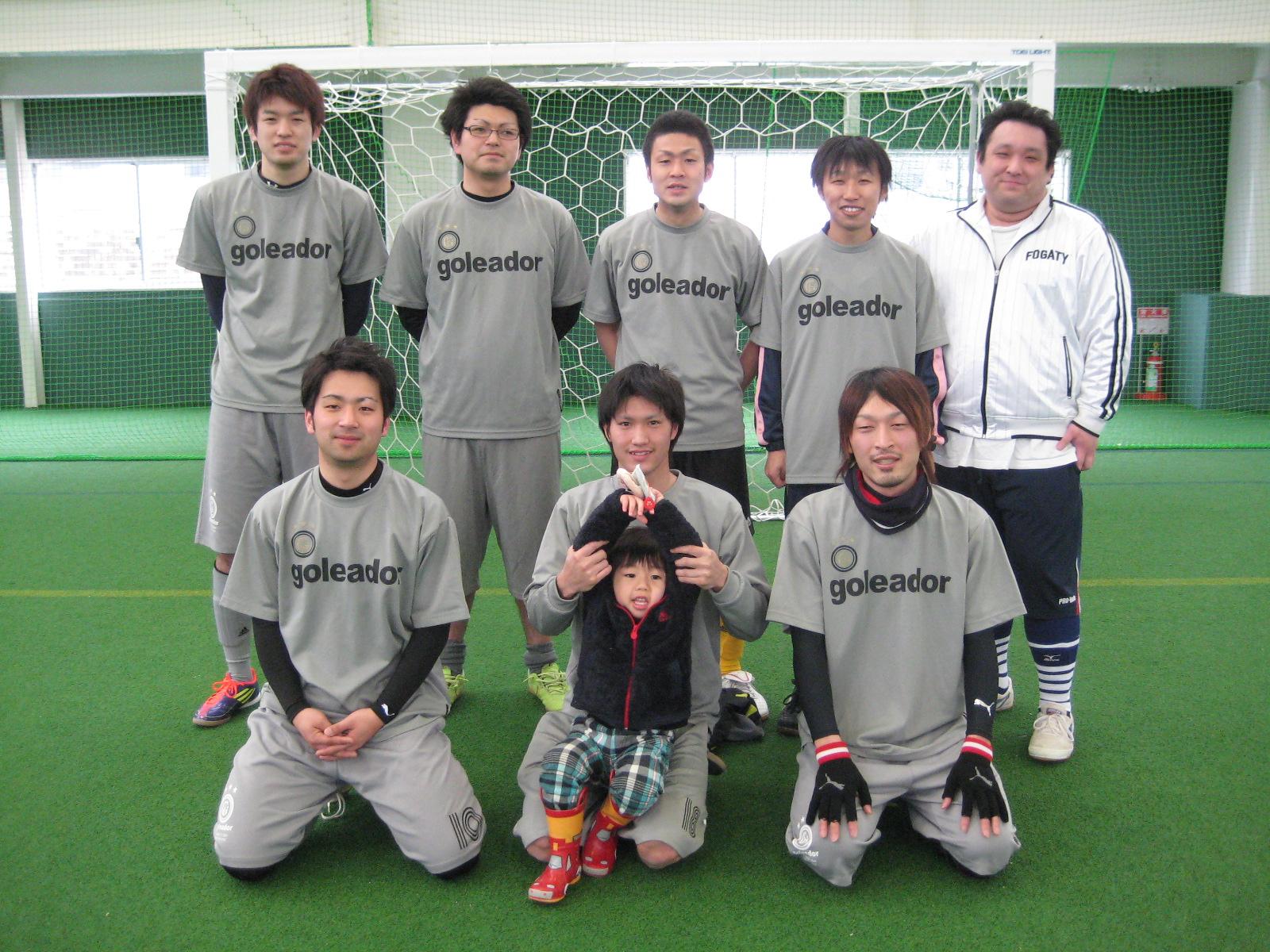 3/18(日) 庄内町フットサル大会画像