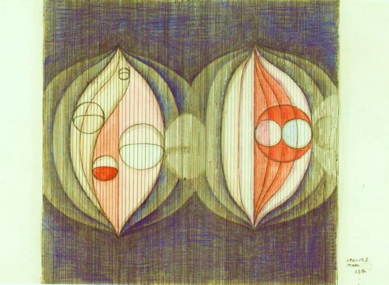 12月27日NHK 日曜美術館 驚き ! 「まど・みちお 」の絵 まど・みちおさんには詩作に大きな悩みがあった。絵を描く事は心を描く事であった。 まどみちおさんは心を描く事により詩創作上の苦境を克服し