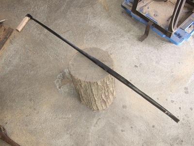 京都の鍛冶屋・たけのこ鍬(ほり) ネットショップ