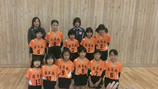 小学生バレーボール選手権(県北大会)ご報告