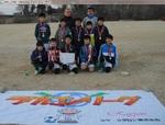 U-11 ラグロンリーグ 優勝 孫六安桜サッカースポーツ少年団